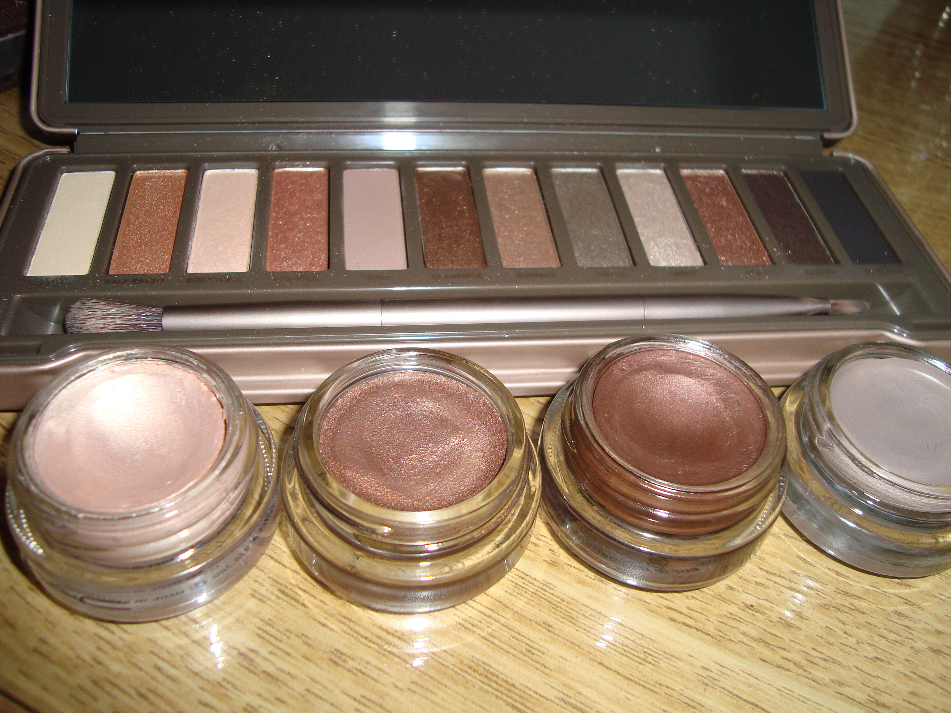 Im a lush lushie makeup pots baditri Image collections